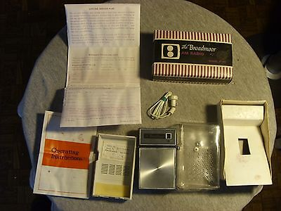 Broadmoor Model Am Transistor Radio