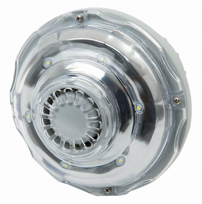 Intex (28692E) LED Pool Light with Hydroelectric Power, (1.5 inch) - White LED