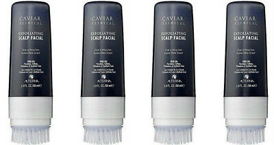 4 PK Alterna Caviar Exfoliating Scalp Facial