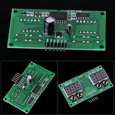 PWM Pulse Frequency 6Hz-100KHz Square Rectangle Signal Generator Duty Cycle1-99%