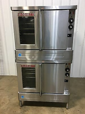 Blodgett Convection Oven - Double Stack - Electric - 1 Phase
