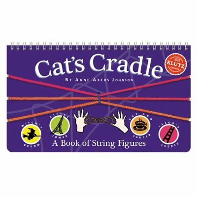 `Johnson, Anne Akers`-Cat`S Cradle  (US IMPORT)  BOOK NEW