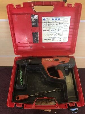 Hilti DX460 Powder-Actuated Tool In Case |MKT I-828 AM|