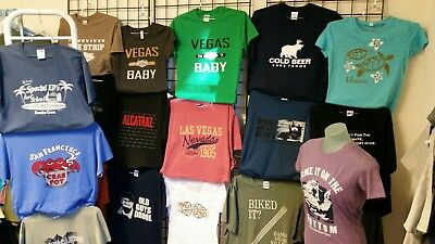Apparel Screen Printing Business for Sale