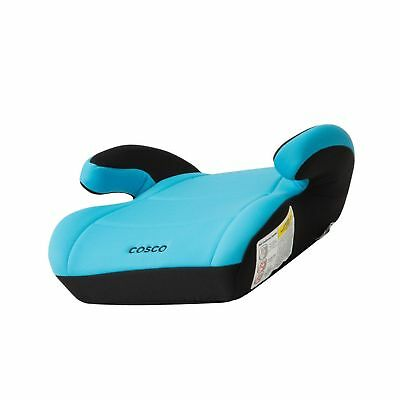 Cosco Juvenile Top Side Booster Car Seat Turquoise