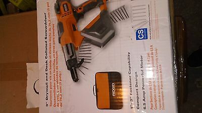 RIDGID 3 in. Drywall and Deck Collated Screwdriver R6791