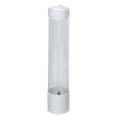 Cup Dispenser With Bracket White ACC-CD-WHT Suit Water Cooler Tower