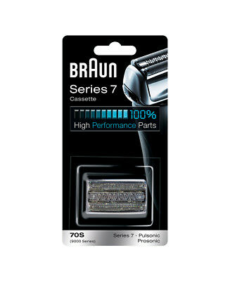 New Braun Series 7 70 S Cassette Shaver Replacement Part 70 S 81253279 Series 7