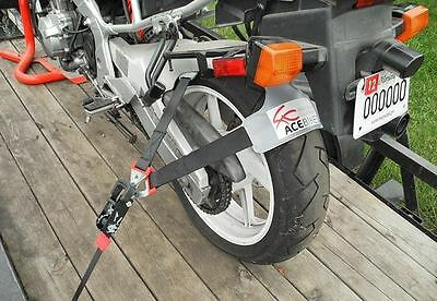 Tyrefix Motorcycle Tie Down System