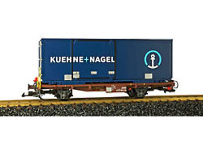 Lgb - 40893 - *forwarding Container Car G Scale