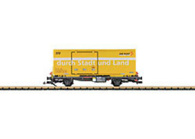 LGB - 47892 - RhB Post Container Car G SCALE