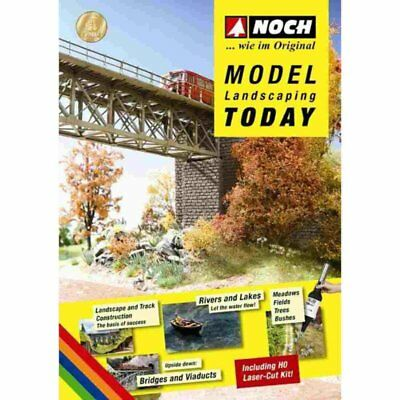 NOCH - 71909 - (D)Magazine Model Landscaping Today®