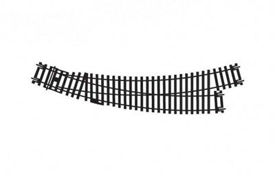 HORNBY - R8074 - HORNBY LEFT HAND CURVED Point (OO SCALE)