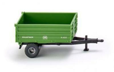 Wiking - W26-388 40 - Hi Side Agriculture/trailer Green (Ho Scale)