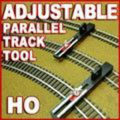 PROSES - PT-HO-01 - HO/OO Scale Adjustable Parallel Track Tool