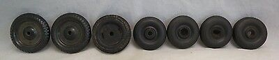 Vintage Assorted Lot Of Toy Wheels
