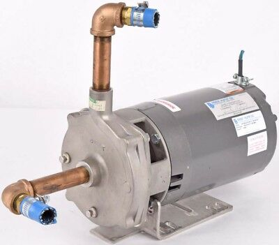 Price HP75SS HP75 Series 1.5HP 70GPM Stainless Steel CC Centrifugal Water Pump