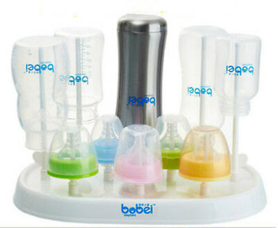 NEW Baby Bottle Drying Rack Vertical Dryer