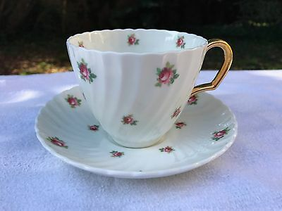 Adorable Adderley Breakfast Tea Cup and Saucer ADD3