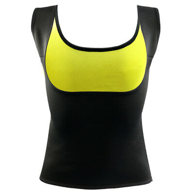 Sweat Sauna Body Shaper Women Slimming Vest Thermo Neoprene Waist Trainer Hot