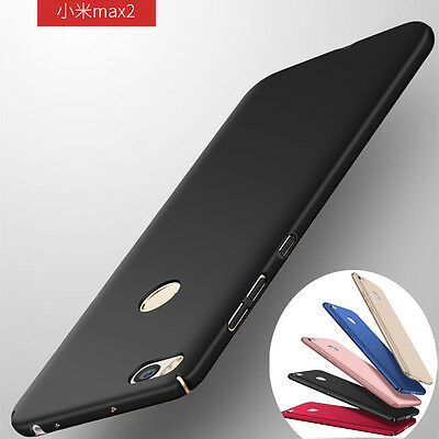 For Xiaomi Mi A1 Mix 2 Max 2 360° Shockproof  Matte Ultra-Thin Hard Case Cover