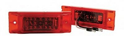 Truck-Lite 80858 16-LED High Mount Stop & Marker Lamp, Red