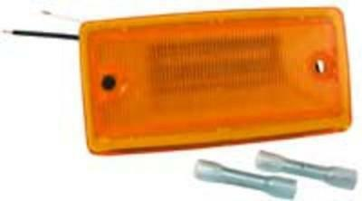 Truck-Lite 81086 LED 25-Series Cab Marker LED Lamp, 13.5 V, Yellow
