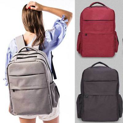Multifunctional Mommy Backpack Baby Diaper Nappy Bag Changing Bag Large Capacity