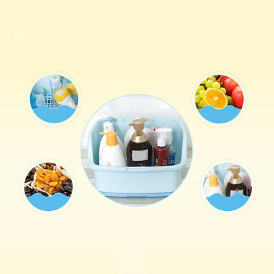 PP+ABS Clear Cover Baby bottles stand clamshell store drying rack cutlery boxes