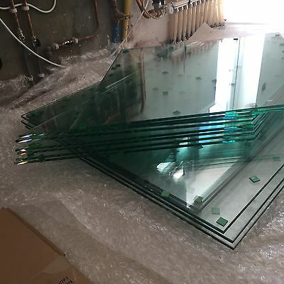 Toughened glass 12mm - Cheap, Any size, bespoke, London & UK Delivery
