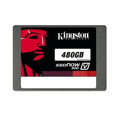 Kingston Technology 480 GB Solid State Drive 2.5 Pulgada V300 SATA 3