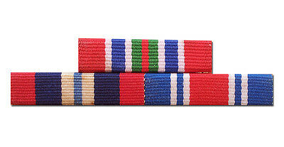Israeli Army IDF Combined three Wars Cloth Ribbon Six-Day, Yom Kippur & Lebanon