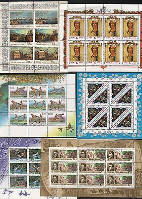 Russia Lot Of Stamps #1A Mnh