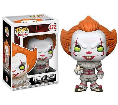 Pennywise (Boat) POP - POP! Funko IT (2017) (1 in 6 chance of Chase Variant) #2