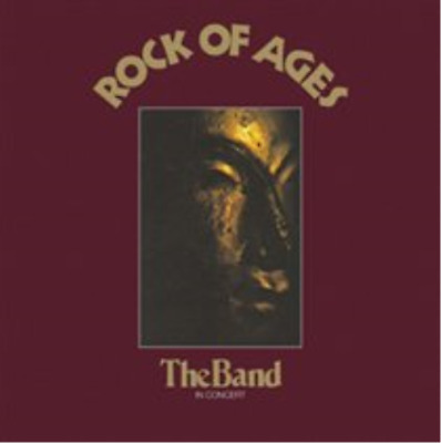 "The Band-Rock of Ages  (UK IMPORT)  Vinyl / 12"" Album NEW"