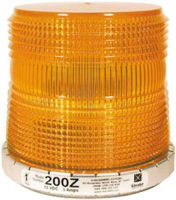 "Imperial 81588 Starburst Compact Low Profile Strobe Light, 4"", Amber"