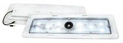 Imperial 81935 10-LED Super-80 Series Interior Dome Lamp, Clear