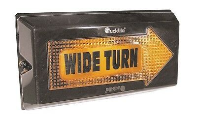 Truck-Lite 81010 Right Hand Wide Turn Sealed Lamp, 12 V
