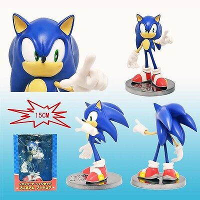 sonic the hedgehog pvc figure toy anime doll collection new