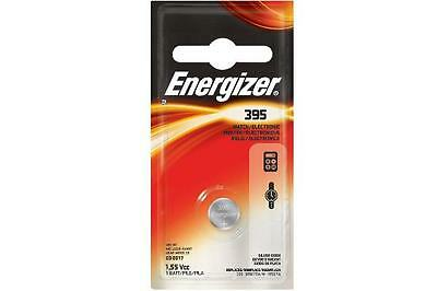 6-Pack 395 / SR927SW Energizer Silver Oxide Button Batteries (On a Card)
