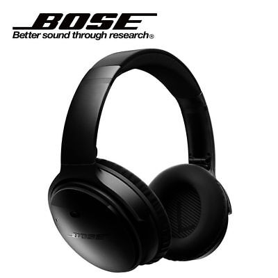 Bose QC35 QuietComfort 35 Wireless Noise Cancelling Headphones (Black) AU Stock