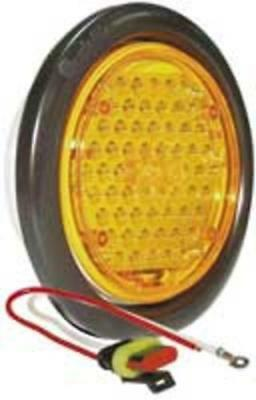 Truck-Lite 81091 42-LED Rear Turn Lamp Grommet Kit, Yellow