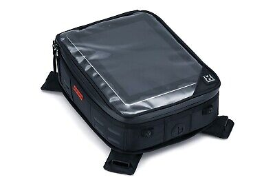 Kuryakyn Black Denier Xkursion Xt Co Pilot Tank Bag For Harley 382 Cu In 5294