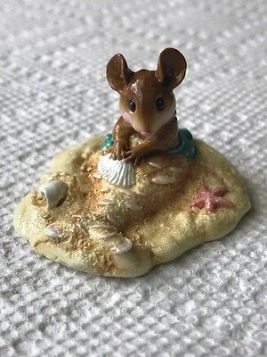 Wee Forest Folk M-308 Little Mermouse