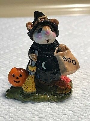 Wee Forest Folk Old Witchy-Boo