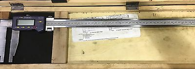 FOWLER 54-100-024-1 heavy duty Electronic Calipers Meas. Range: 0~24inc, 0~600mm