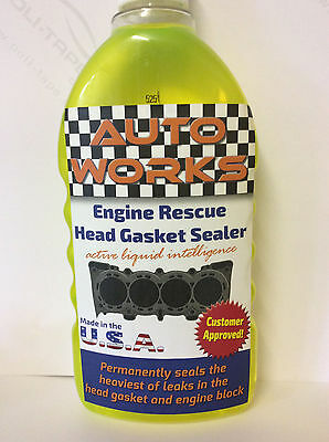 Abro Eagle Head Gasket Shellac Brush On Sealer Repair Rocker Stop Leak 59ml