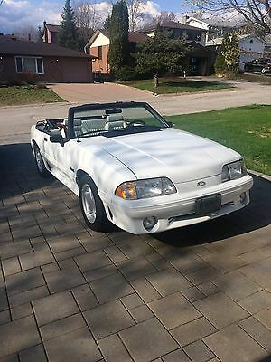 Ford: Mustang GT 1991 Mustang
