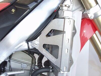 Works Connection Radiator Braces for Honda 2004-05 CRF 250R CRF250R 18-770