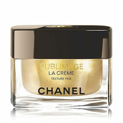 Crème sublimage Chanel texture fine